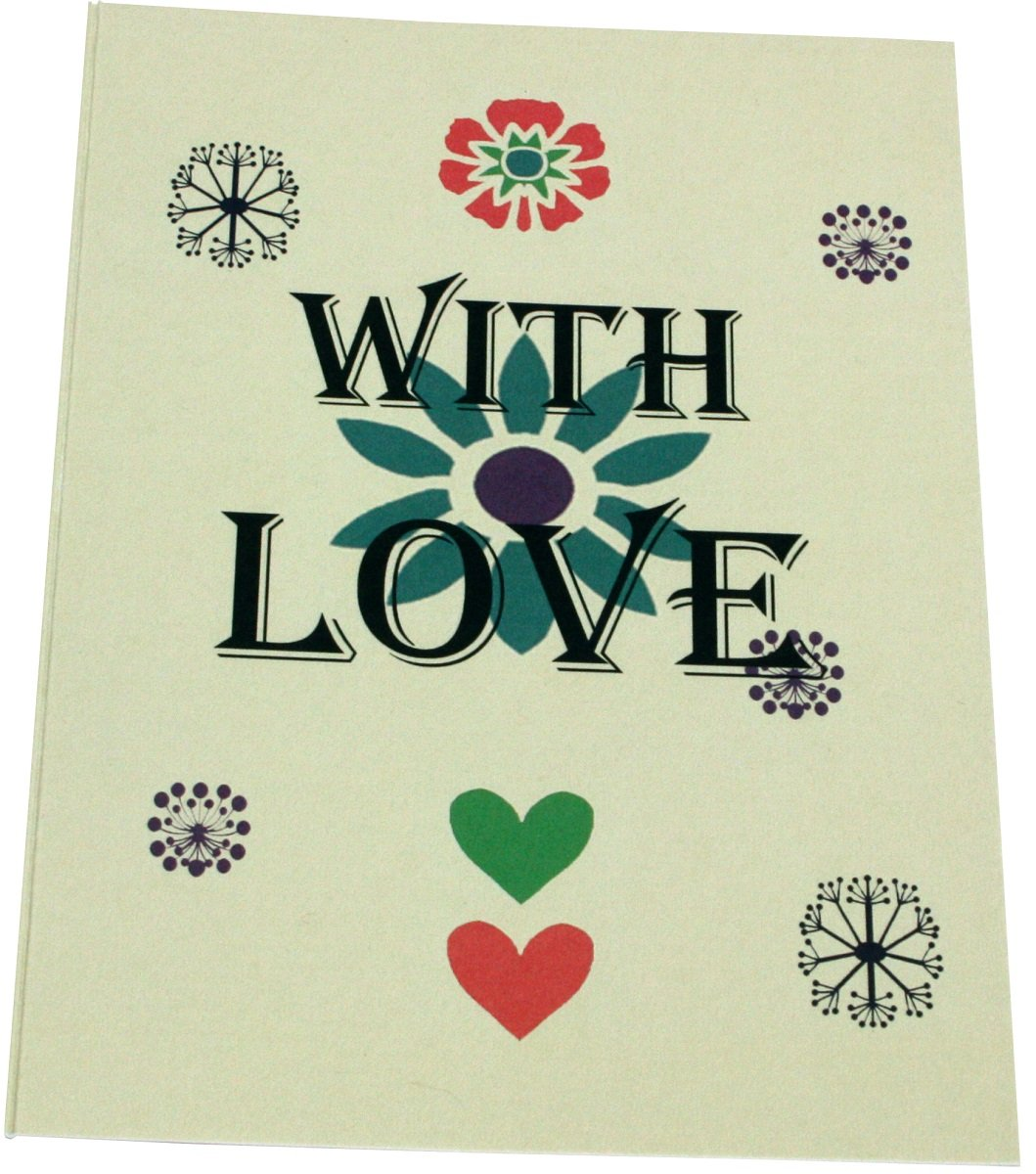 how to make eco friendly greeting cards