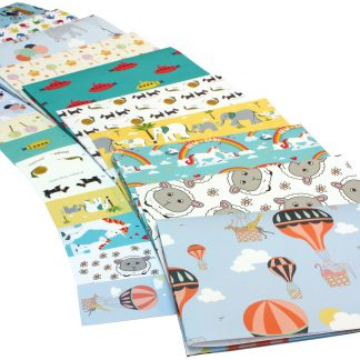 ECO Friendly Recycled Wrapping Paper Re-wrapped Childrens Birthday Pack