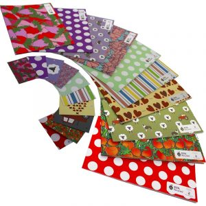 Re-wrapped: ECO Friendly Wrapping Paper Large Pack made from 100% Unbleached Recycled Paper