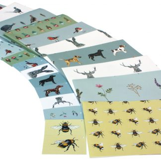 ECO Friendly Recycled Wrapping Paper Sophie Botsford Birthday Pack