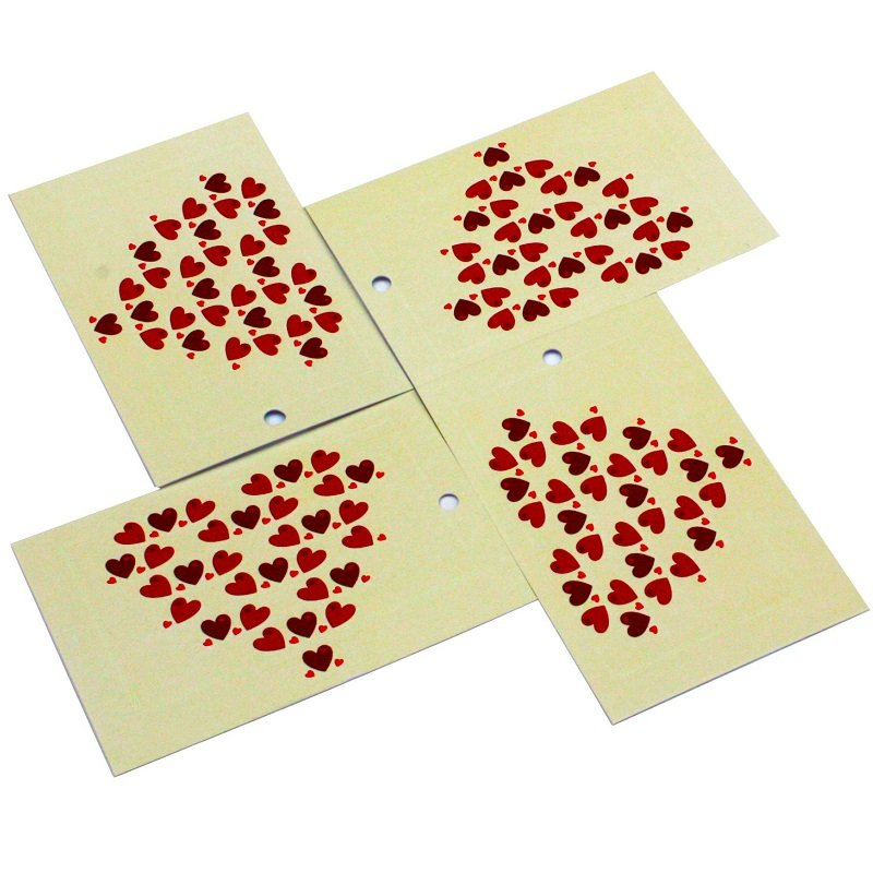 Re-wrapped: ECO Friendly Wrapping Paper Tags Wedding, Love & Romance by Tracy Umney made from 100% Unbleached Recycled Paper